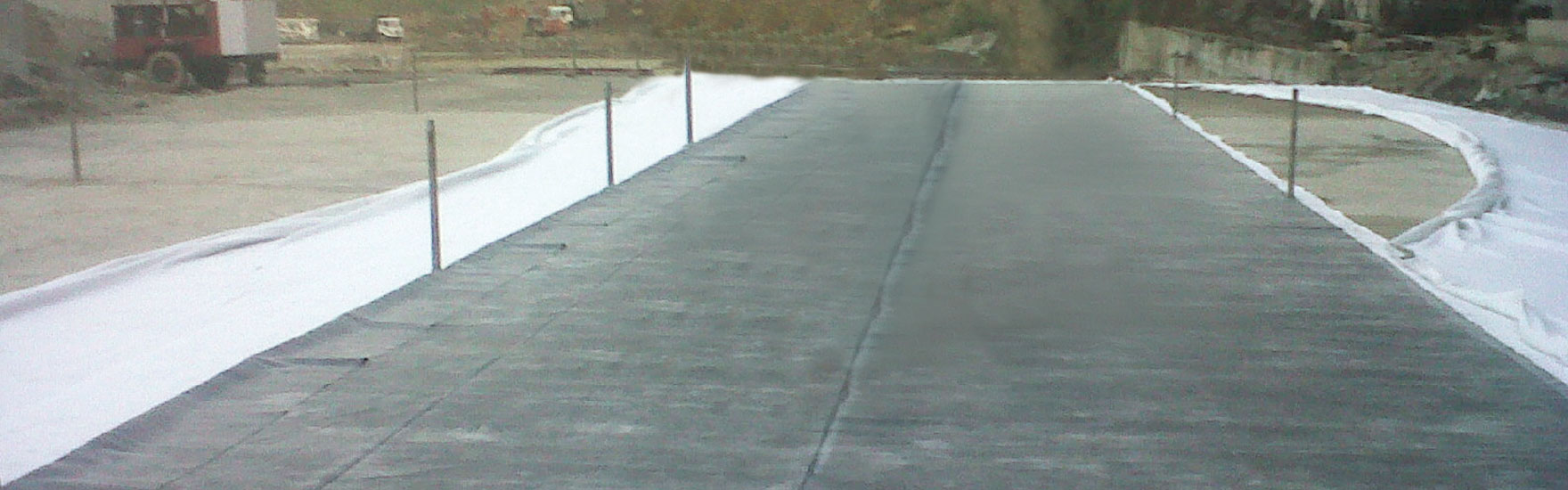 EPDM Rubber Waterproofing Membrane
