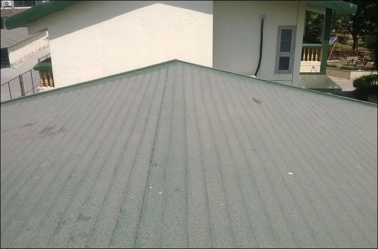 flat roof rubber membrane - Rubberised Roof Membrane