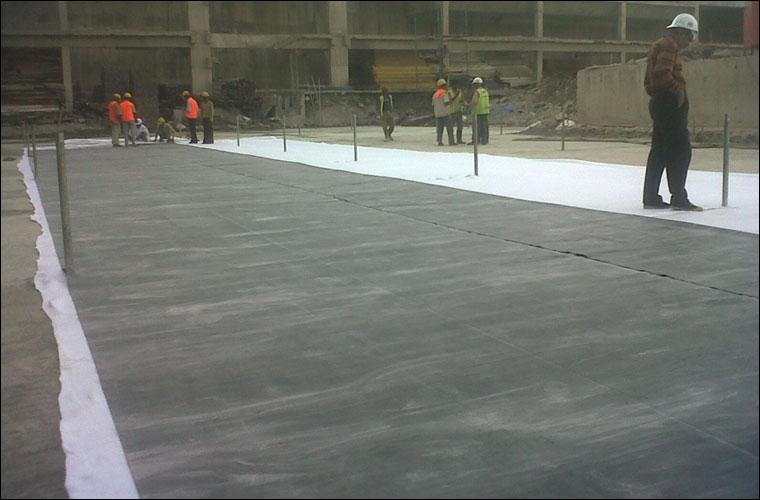 EPDM Waterproofing Membrane | Rubber Roof Membrane | Polygomma