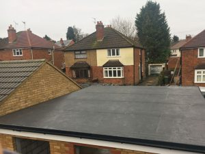 Flat Roof Rubber Membrane1